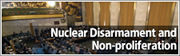 Disarmament and Non-Proliferation